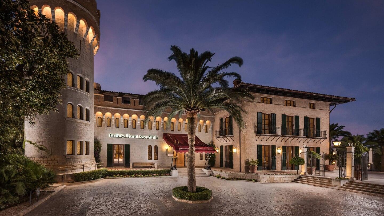 Castillo Hotel Son Vida, Palma de Mallorca