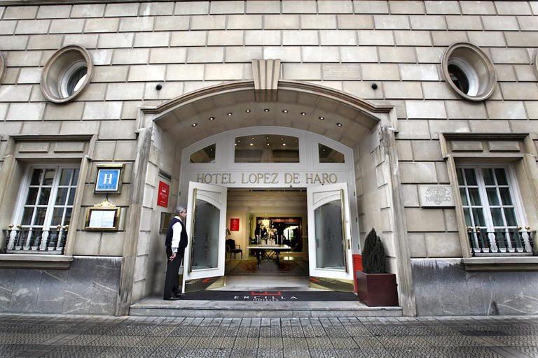 Hotel Ercilla López de Haro, Bilbao