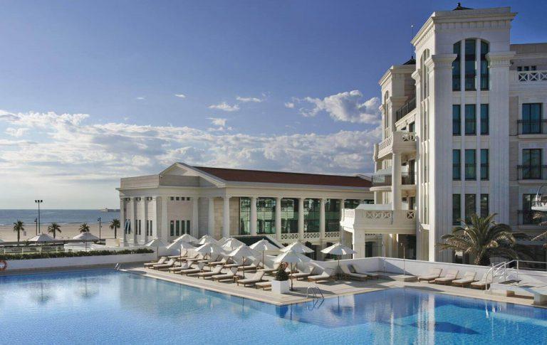 Las Arenas del Balneario Resort Valencia