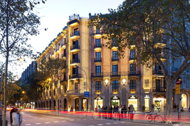 Hotel Monument, Barcelona